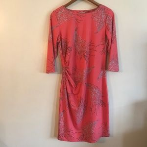 J McLaughlin Coral Dress